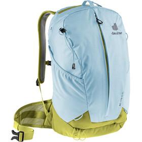 deuter AC Lite 21 SL Backpack, blauw/groen